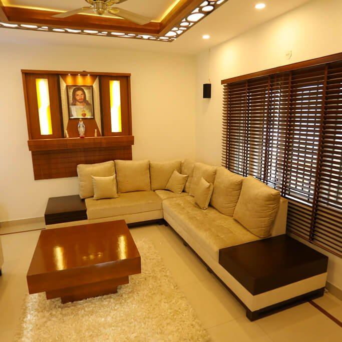 Living Room Interior Design Duke Richards Bangalore