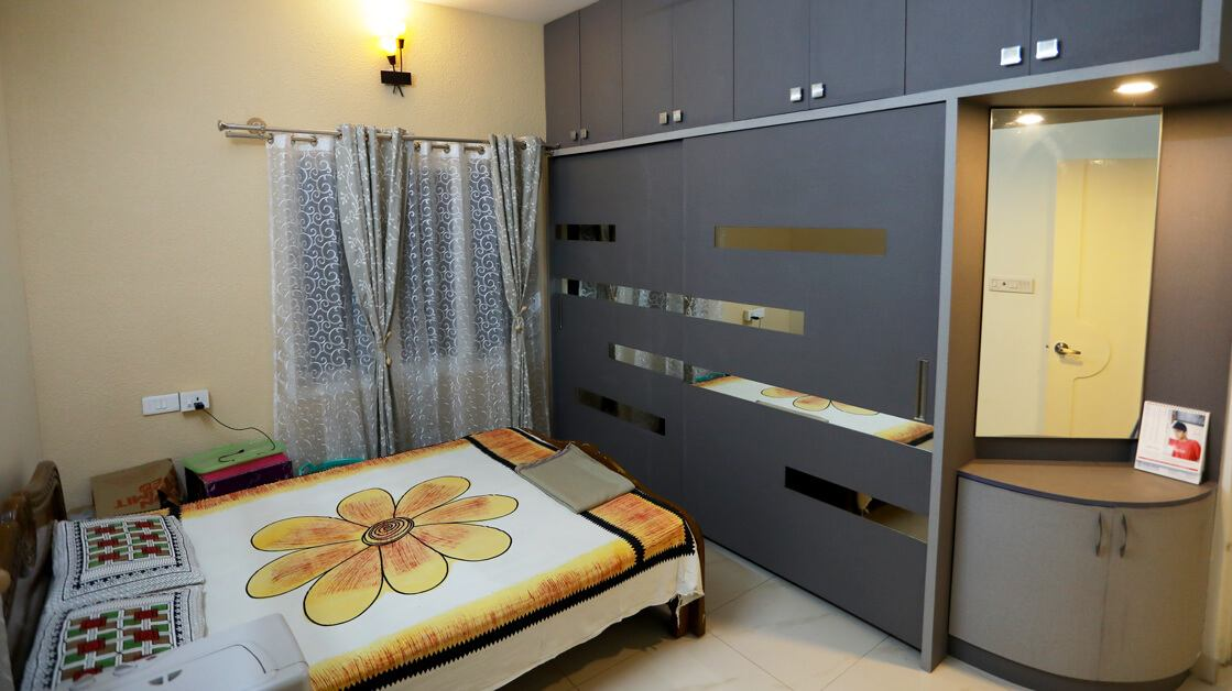 Bed Room Interior Design bangalore Enchanted Woods