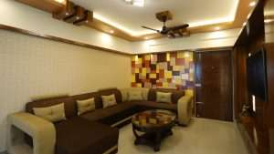 Mahaveer Maple interior design