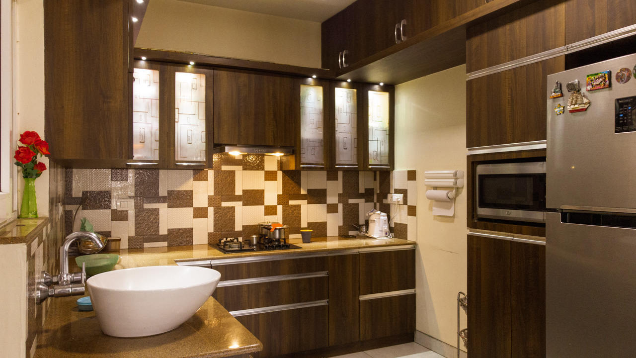Kitchen Interior Design Soul Space Arista
